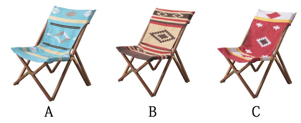 3種類のデザイン