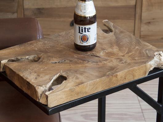 無垢材テーブルと無垢材スツールが再入荷